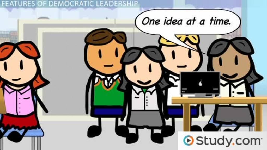 What Is Democratic Leadership? - Definition, Advantages ...