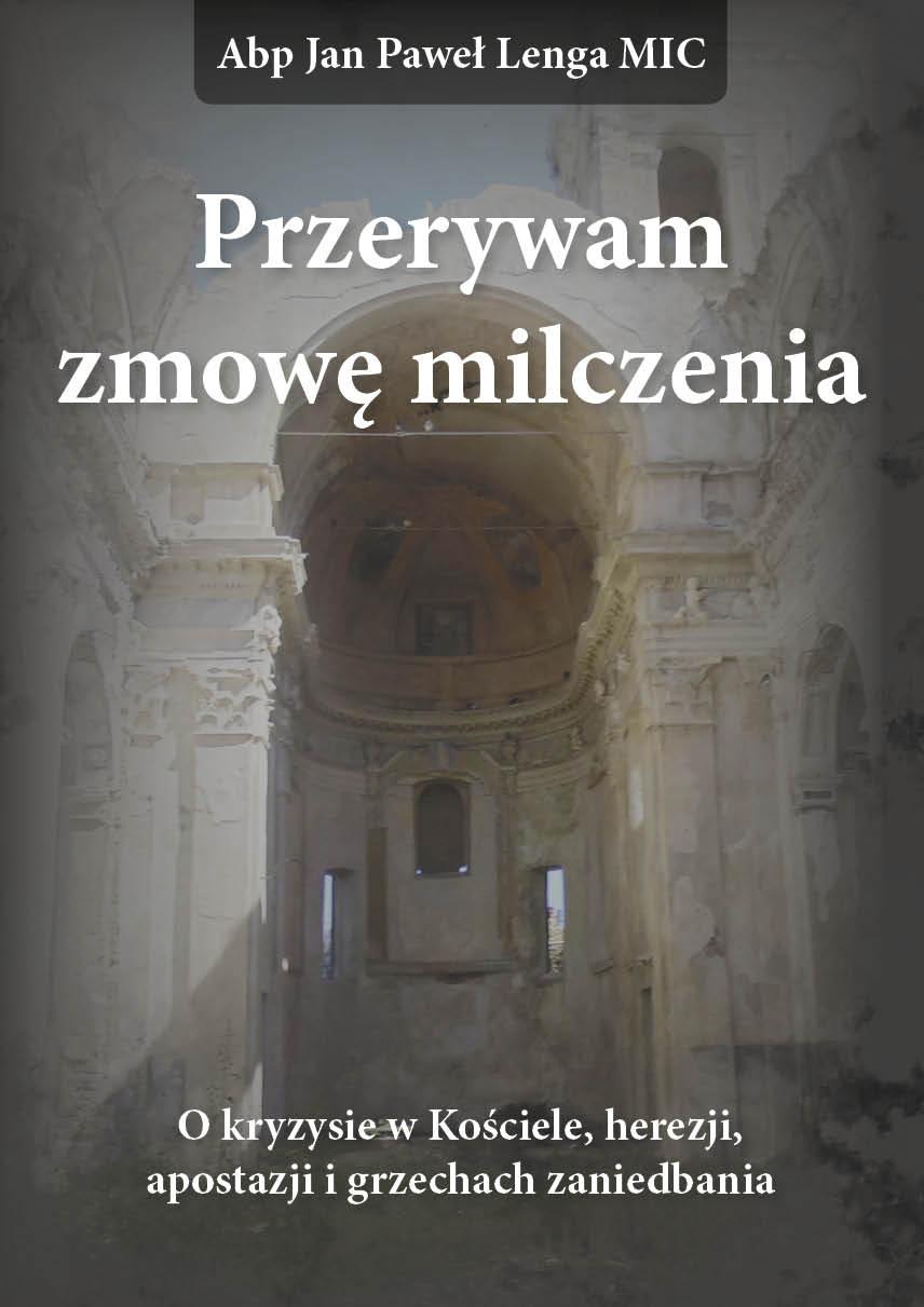"""abp Jan Paweł Lenga """"Przerywam zmowę milczenia"""" – Tajne ..."""