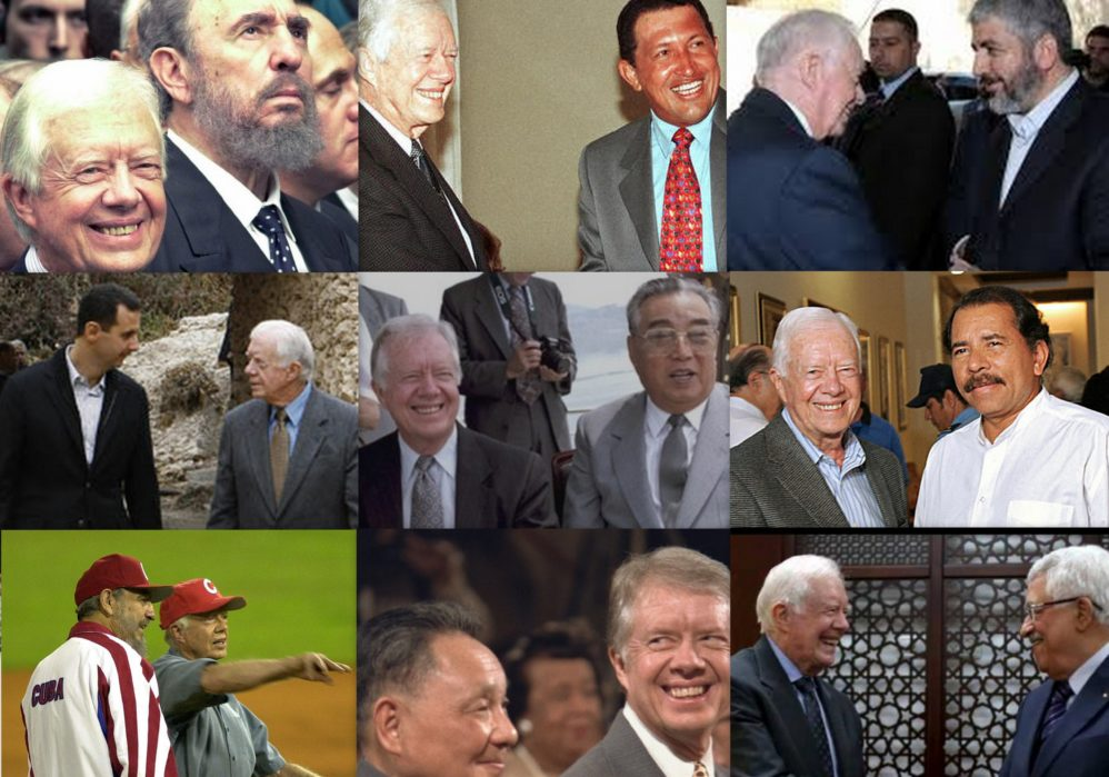Joe Scarborough is Wrong. Jimmy Carter Is Our Worst Ex ...