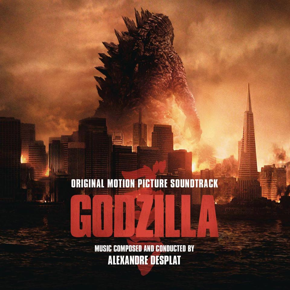 Listen: Alexandre Desplat's Full Score For 'Godzilla'