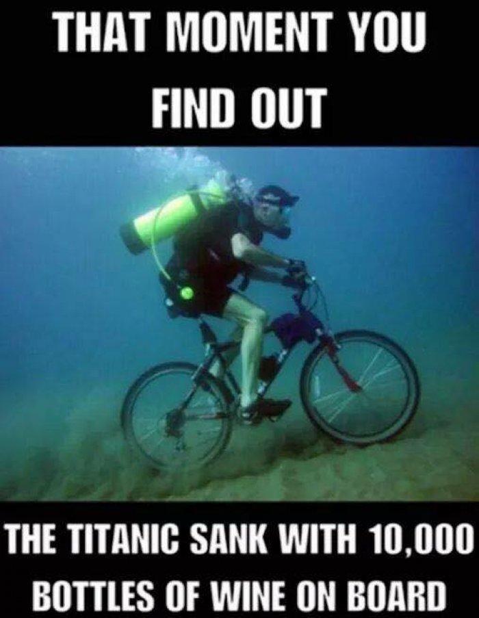 Top 20 Funniest Titanic Memes