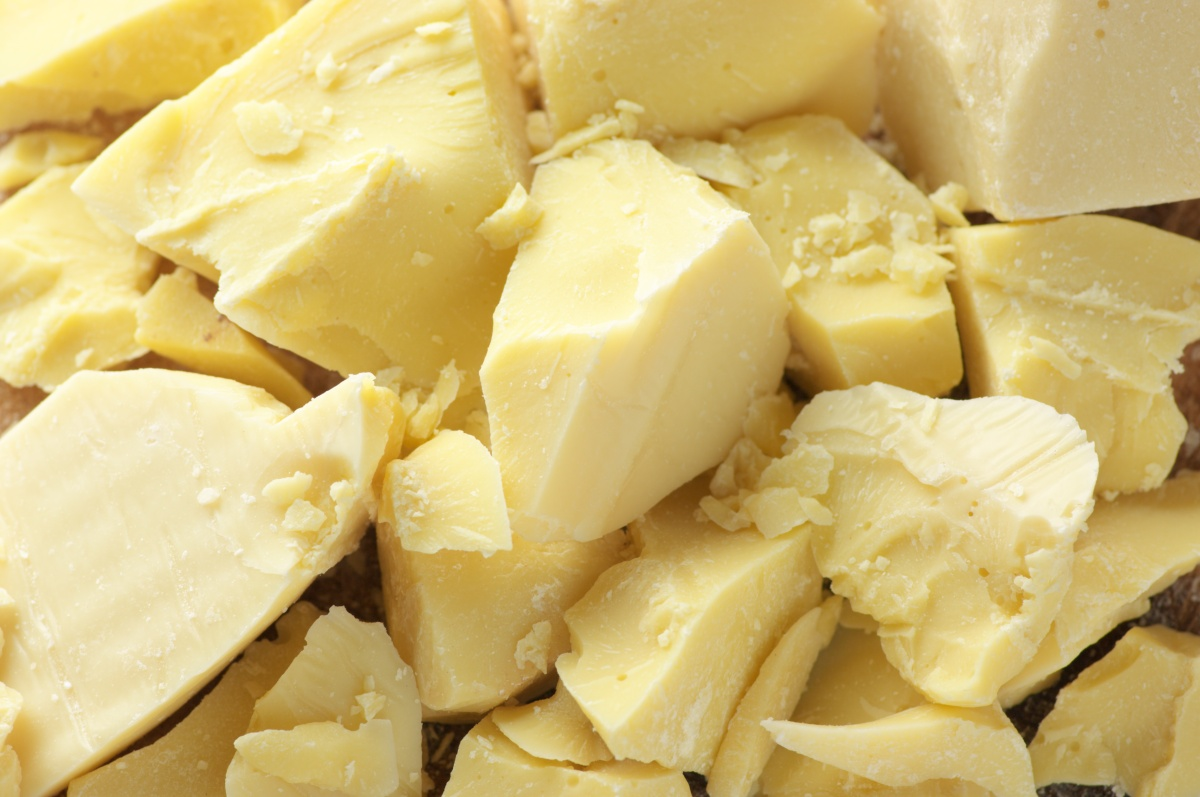 WTF is… Cocoa Butter?! | The Raw Spa Blog