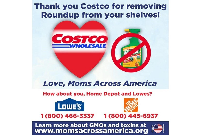 Costco is pulling Roundup from the shelves and will no ...