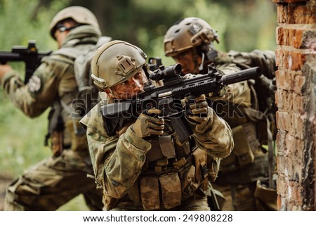 Military Training Stock Images, Royalty-Free Images ...