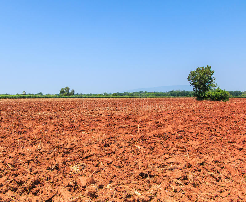 Soil Preparation For Agriculture Royalty Free Stock Images ...
