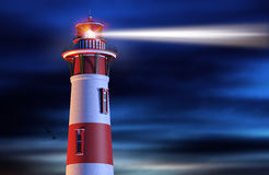 Lighthouse Logo stock illustration. Illustration of ...