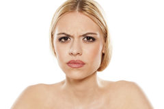 Scowling Stock Photos - Royalty Free Images - Dreamstime