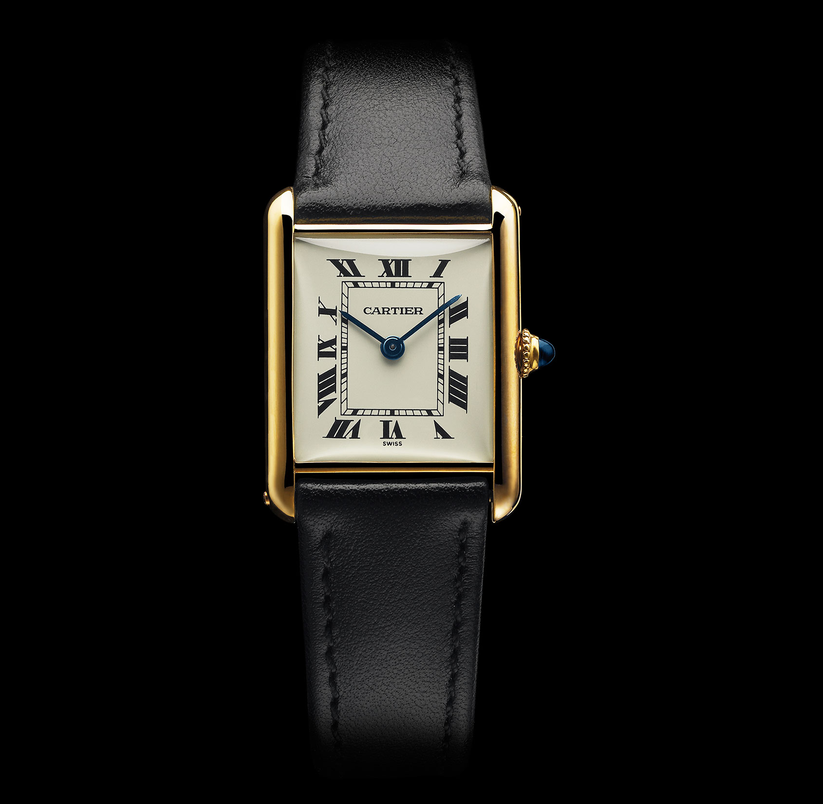 Cartier Tank's 100-year History and the People Who Made It Famous