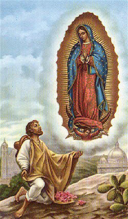 St. Juan Diego | TOM PERNA