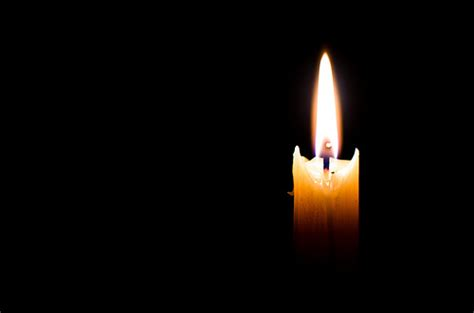 candle in the darkness | Flickr - Photo Sharing!