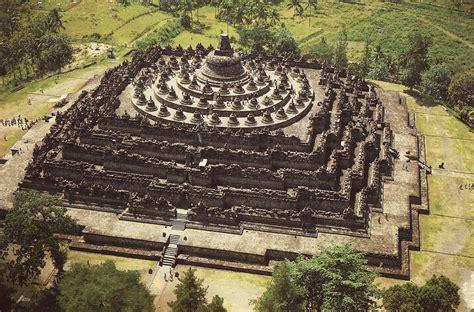 Sejarah Candi Borobudur Lengkap