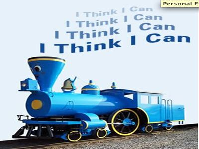 The Little Engine That Could! Do You Think You Can ...