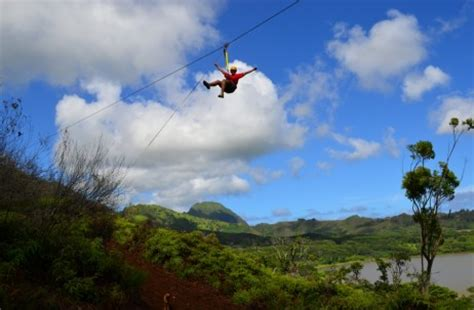 Product Zipline Adventure