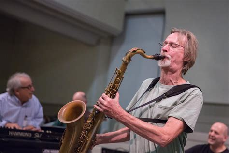 Jon Hammond with Meetinghouse Jazz Orchestra at Friends Seminary | Hammondcast's Weblog