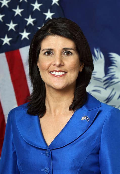 Nikki Haley - Wikidata