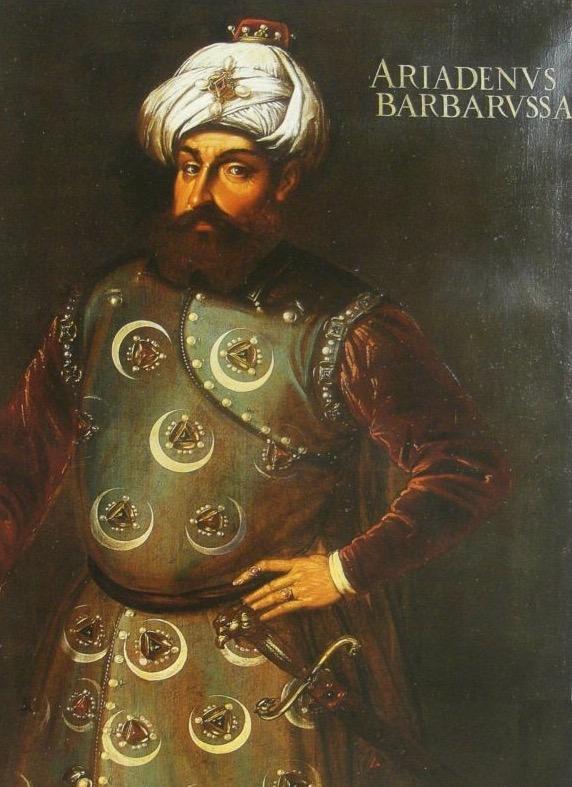 Hayreddin Barbarossa - Wikipedia