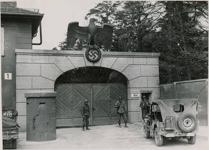Dachau concentration camp - Wikipedia