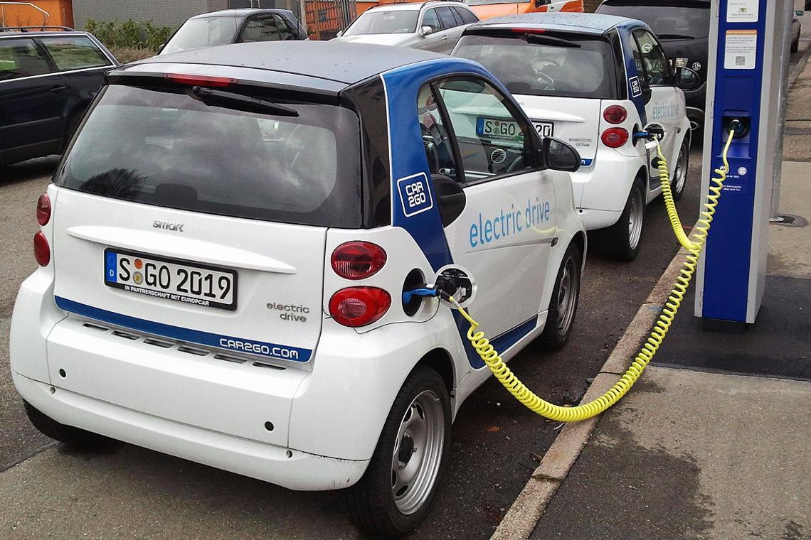 Electric car - Wikipedia
