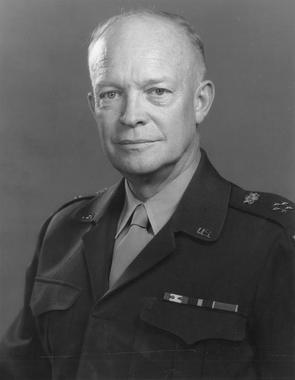 Military career of Dwight D. Eisenhower - Wikipedia