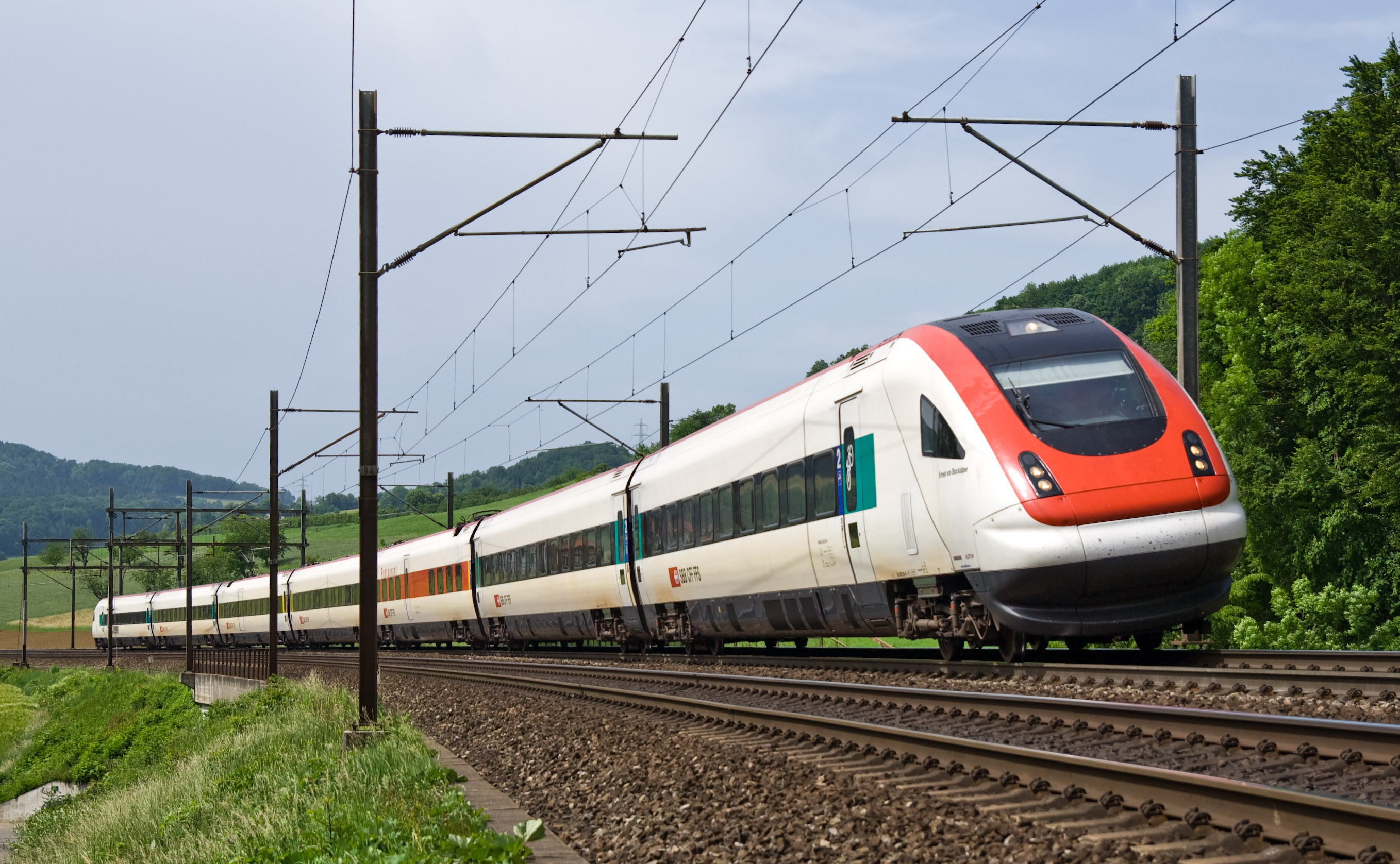 Indian Railways To Collaborate With Switzerland For ...