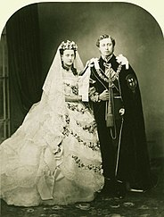 File:Wedding of Albert Edward Prince of Wales and ...