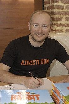 Sti (auteur) — Wikipédia