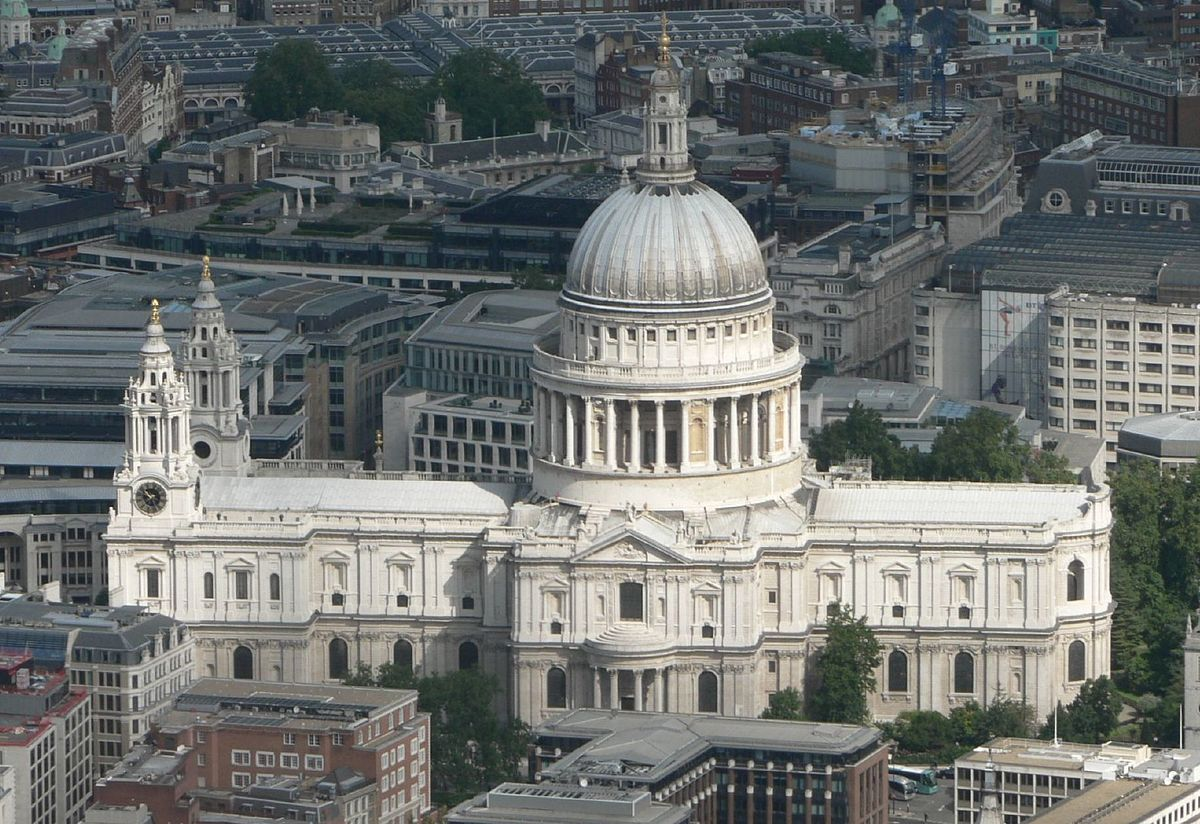 St Paul's Cathedral - Wikipedia