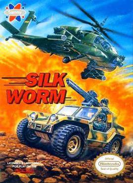 Silkworm (video game) - Wikipedia