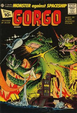 Gorgo (film) - Wikipedia