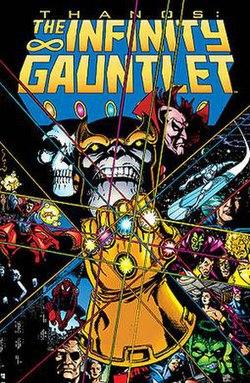 The Infinity Gauntlet - Wikipedia