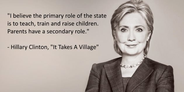 FALSE: Hillary Clinton Said the Role of the State Is to ...