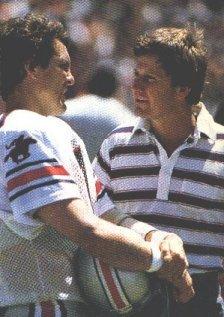 Steve Spurrier – Tampa Bay Bandits Head Coach   Usflking's ...