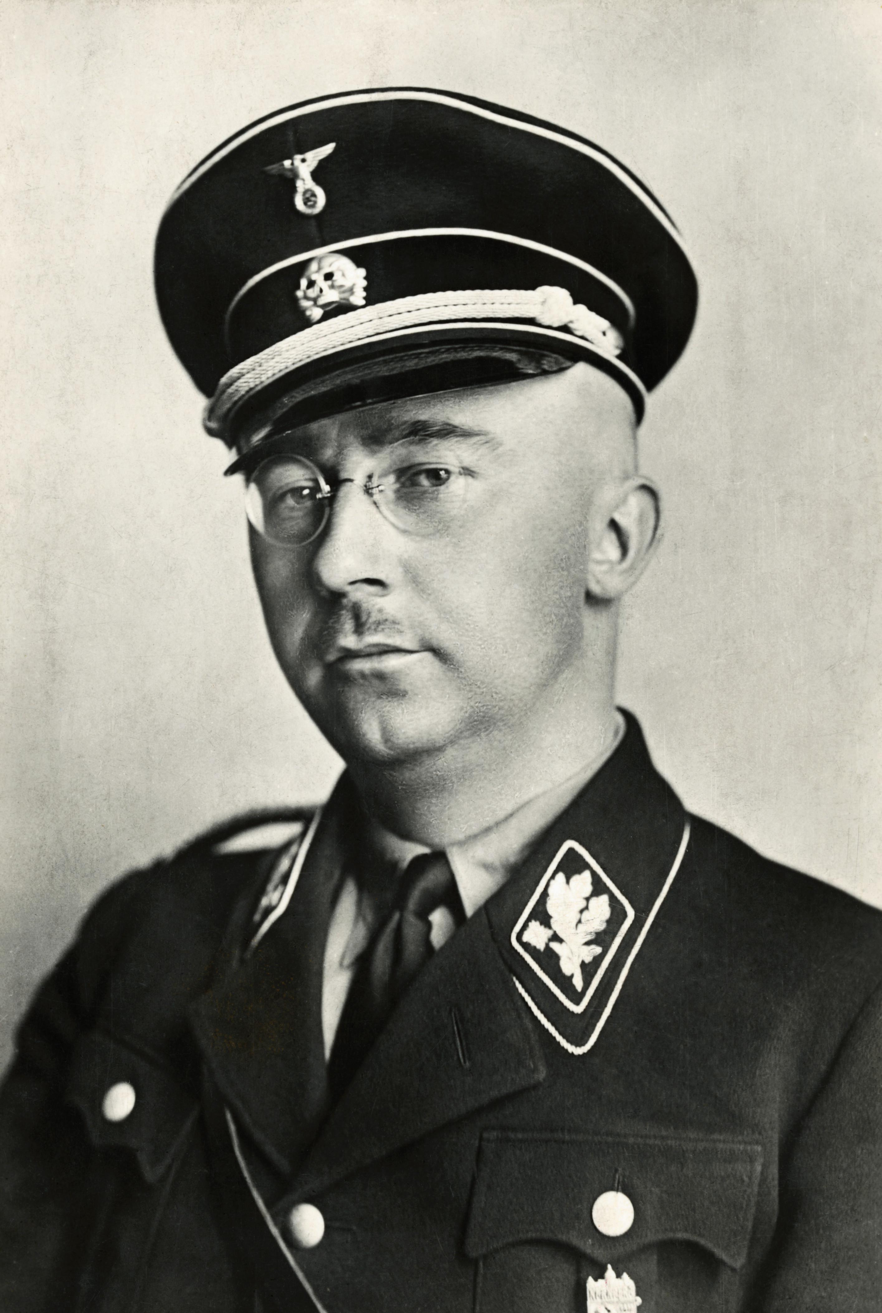 Heinrich Himmler « war2war