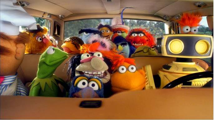 The Muppets | Three Cheers for Darkened Years!