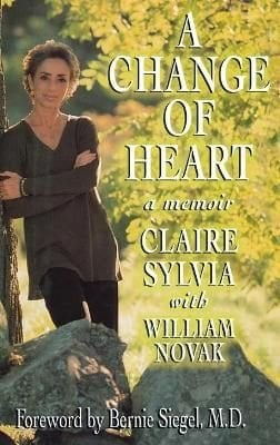 Buy A Change of Heart by Claire Sylvia With Free Delivery ...