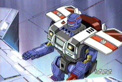 Red Alert • Transformers Armada • Absolute Anime