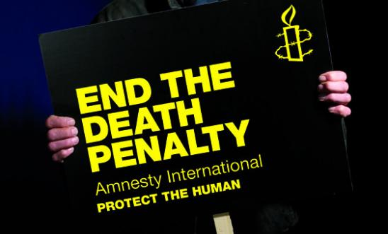 Thursday 8th October: Workshop on anti-death penalty ...