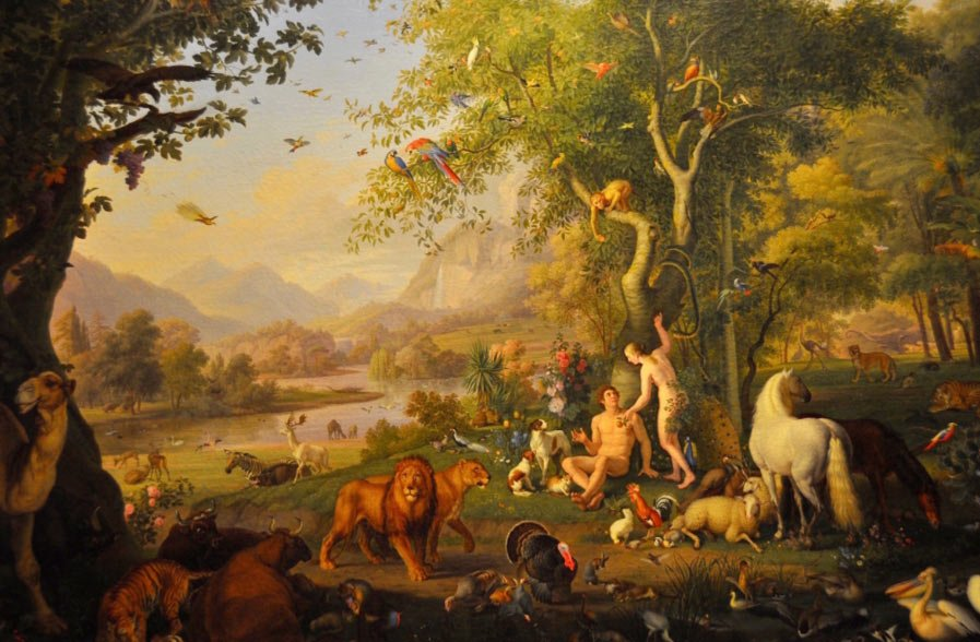 What Happened in Eden? Alternative Translation Tells a ...