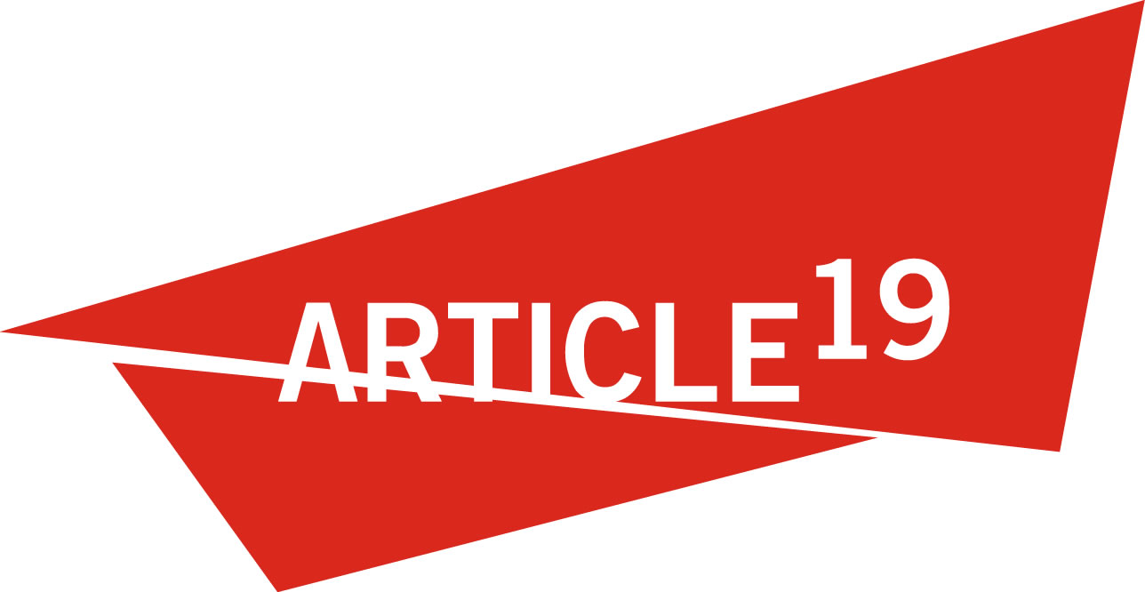 ARTICLE 19 - Defending freedom of expression and information