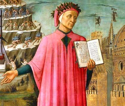 Biografia de Dante Alighieri