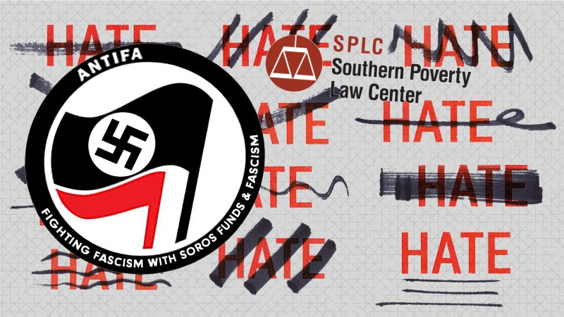 Antifa isn't a 'hate group,' says Southern Poverty Law ...