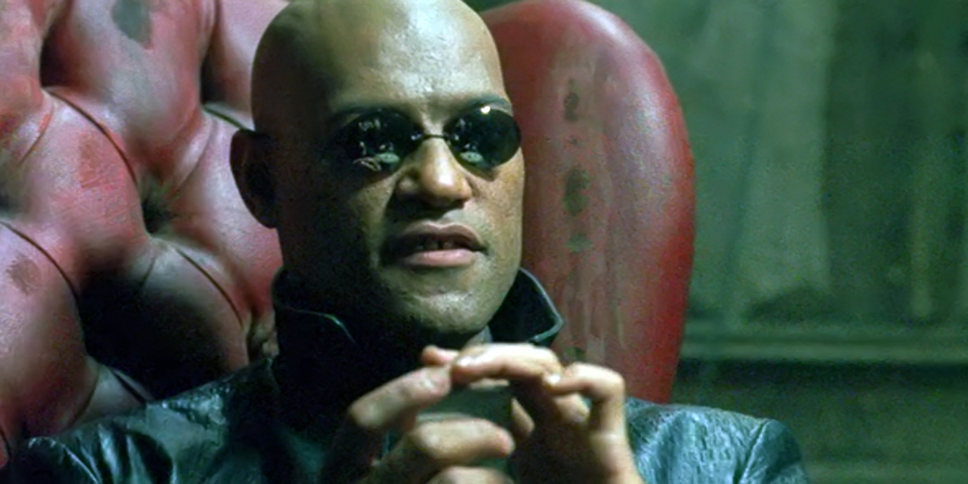 RUMOR: New Matrix Film May Be A Morpheus Prequel | CBR