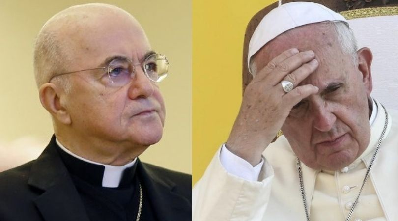 Viganò Accuses Pope Francis of Lying