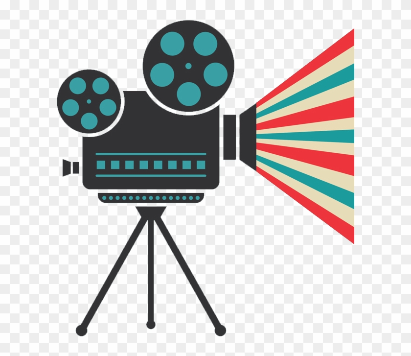 Film Cinema Video - Movie Projector Vector Png - Free ...
