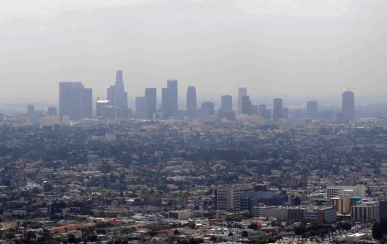 Southern California still has some of the worst air pollution in the country, report finds ...