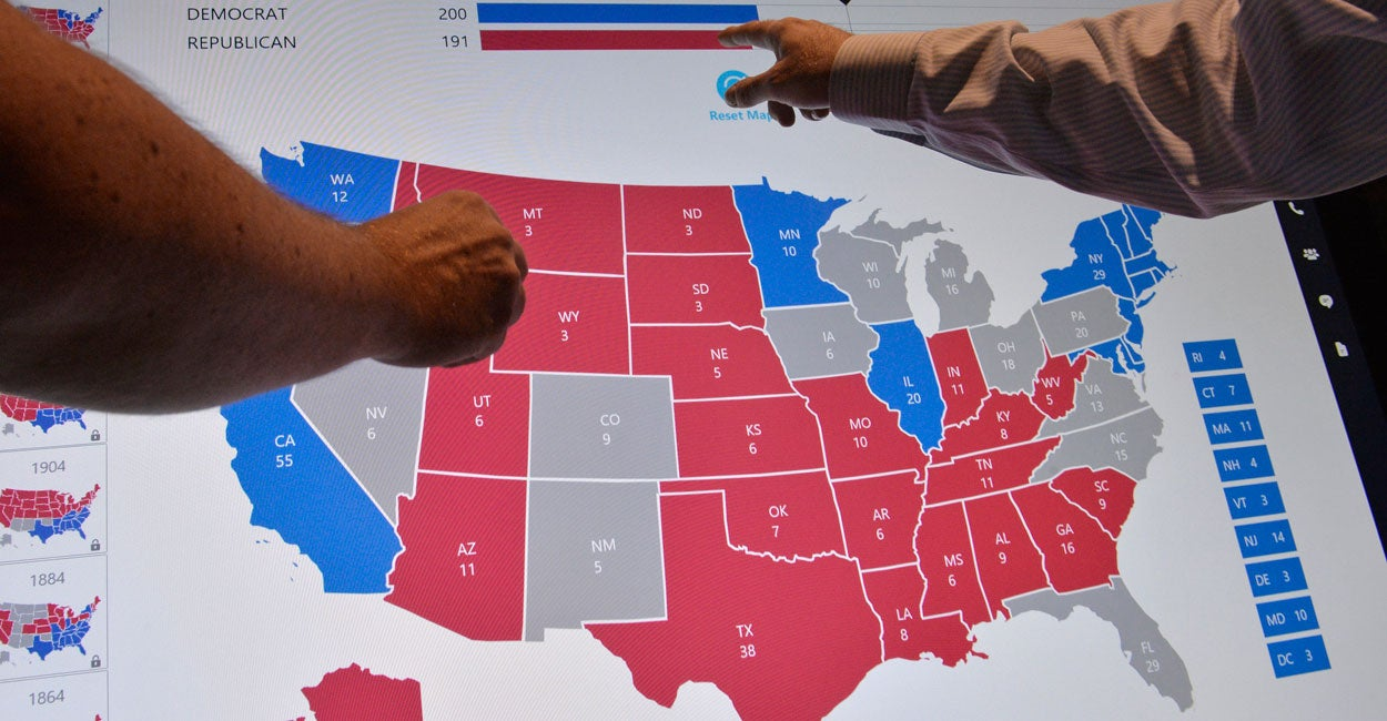 Killing the Electoral College Would Alienate Half the Country