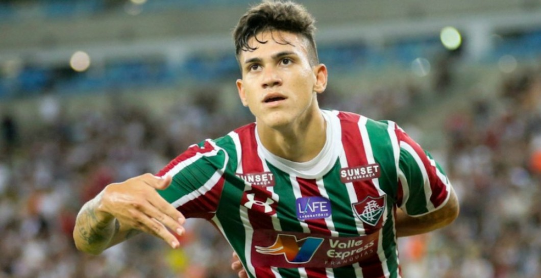 La respuesta que ha dado el Fluminense por Pedro Guilherme ...