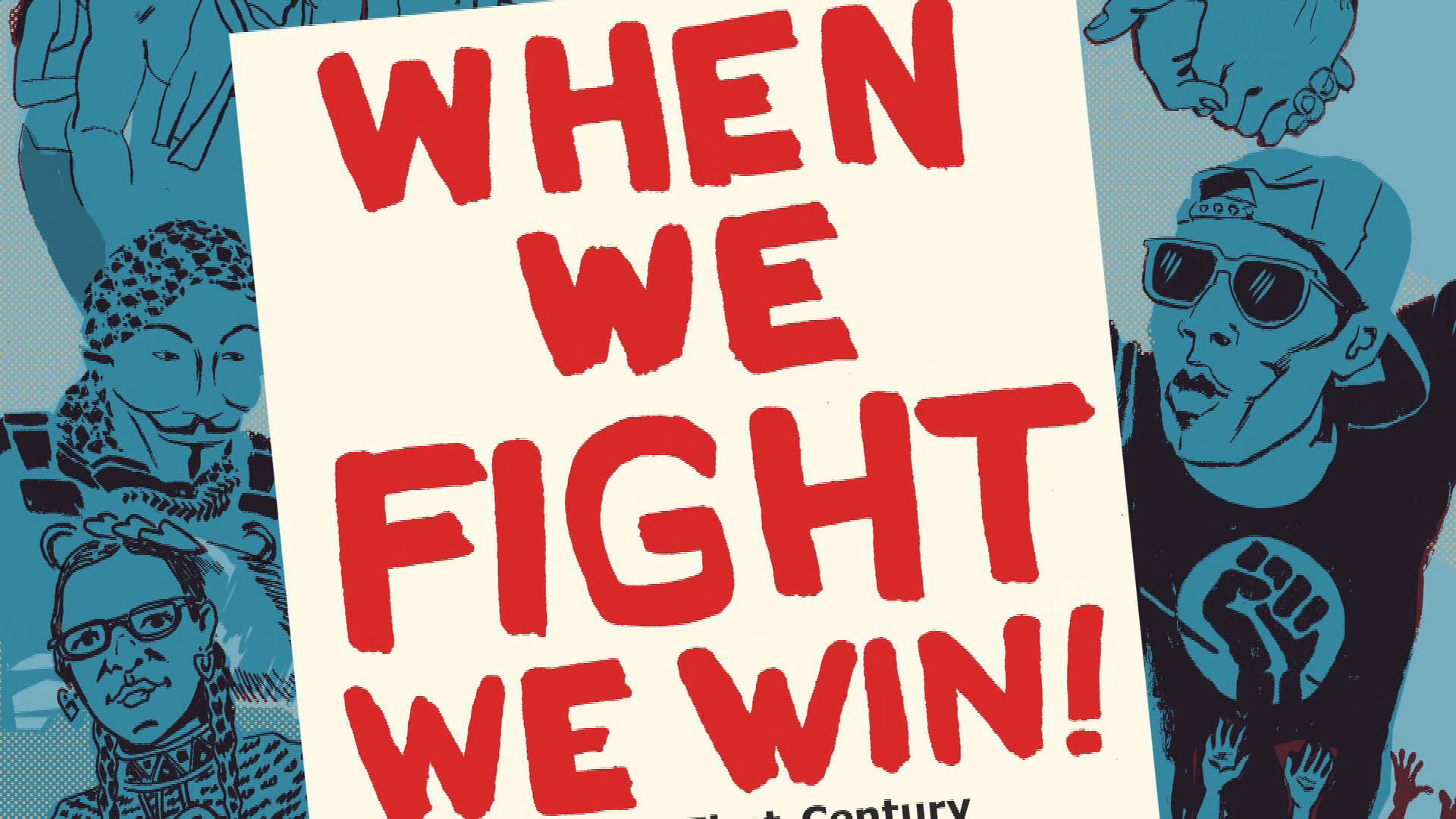 When We Fight, We Win: New Book Showcases Social Movements ...