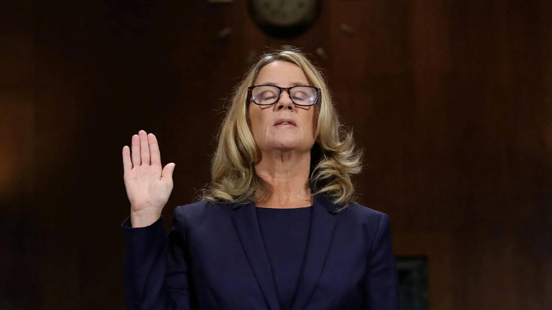 Dr. Christine Blasey Ford: I Am 100% Certain Brett ...