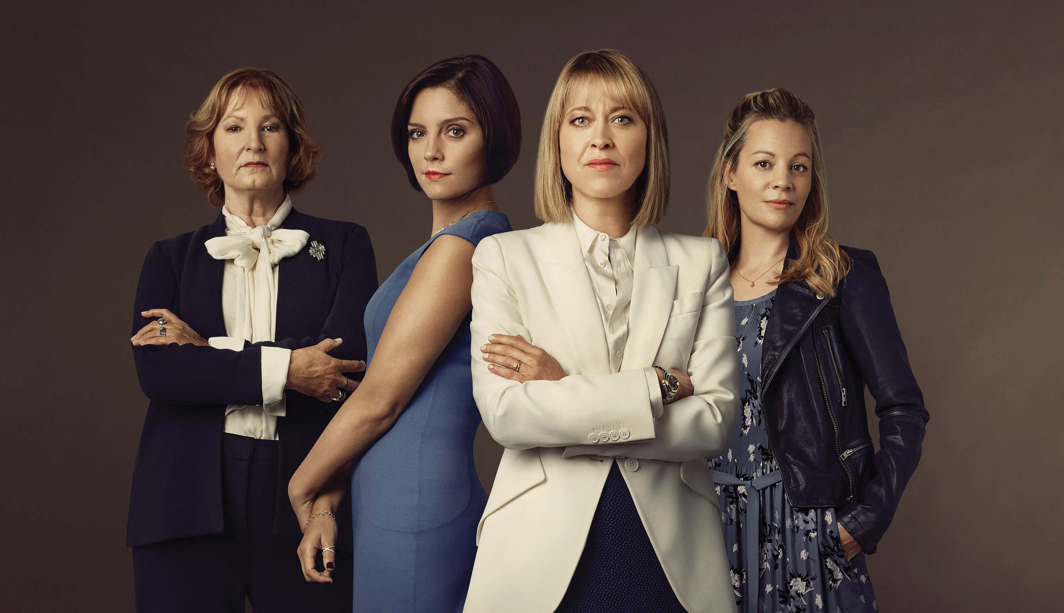 'The Split' family law drama review: everything you hate ...